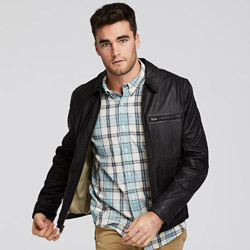 30% Off All Leather Outerwear