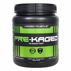 Extra 25% Off Kaged Muscle