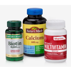 Extra 10% OFF Supplements