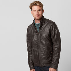 50% Off All Leather Outerwear