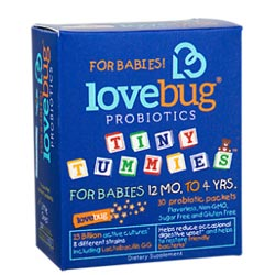 30% Off Lovebug Probiotics