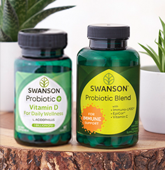 25% off Swanson brand products