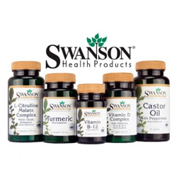 15% Off Swanson Brand Products