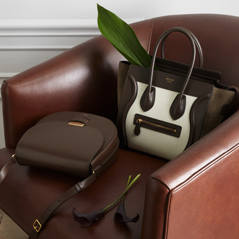 Shop Celine Handbags.