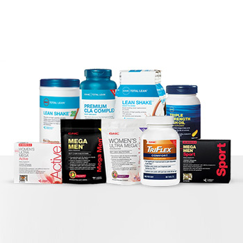 2 For $30 Select GNC Items