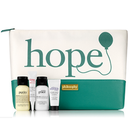 FREE 5-Pc. gift with any $35