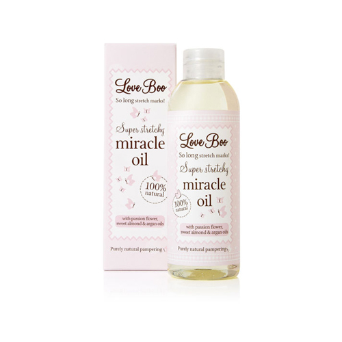 Save 20%! Love Boo miracle oil
