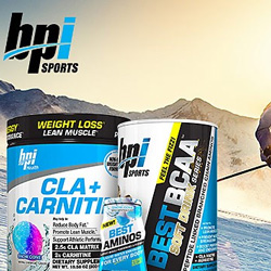BOGO 50% Off All BPI Products