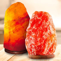 BOGO 50% Off Salt Lamps