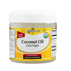 FREE Coconut Oil On $25+