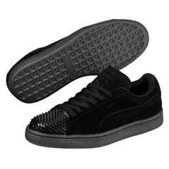 Suede Jelly Sneakers 58% Off
