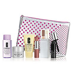 Free 7-piece Clinique Gifts
