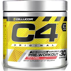 Extra 20% Off C4 Ripped Pre-workout Powders