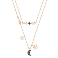 VERSATILE GLOWING MOON NECKLAC