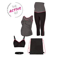 Seraphine Active Kit only $139