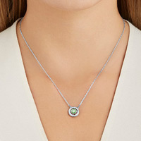 Forever Birthstone Necklace$69