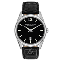 Hamilton Men's Jazzmaster Slim Auto Watch Model: H386157 On Sale