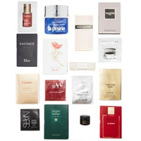 Free Five Sample with any $50 Beauty Purchase