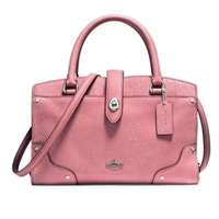 $195.00 (40% Off) COACH Mercer Leather Satchel