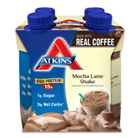 Save 15% On All Atkins Bars, Shakes & More