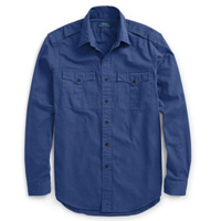 The Iconic Military Shirt Now $35.69 (Reg. $125)