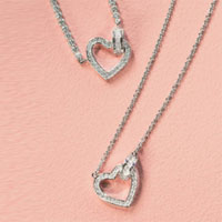 Valentine's Day Romantic Necklace