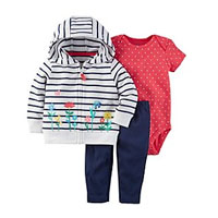 $12.97 Carters Cardigan Sets for Kids. Reg. $30