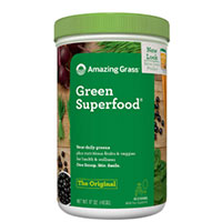 Spend $45 on Amazing Grass Get FREE 45-serving Detox &Digest Kit