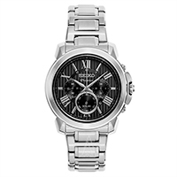 Seiko Men's Premier Watch Model: SSC597 On Sale