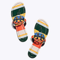 Shop the Balloon Stripe Miller Sandal Online Exclusive