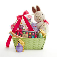 Free Easter Gift Basket with orders of $49+ on select products