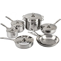 Save up to 50% on Stainless Steel