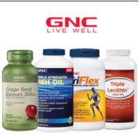 RebatesMe Exclusive! Up To 65% OFF GNC Products
