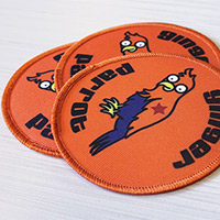 10% OFF Patches