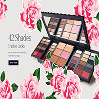 42 Shades with any purchase