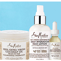 Buy One, Get One 50% OFF on Select SheaMoisture Products