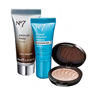 Free Gift When You Buy Any Two No7 Skin Care or Cosmetics Items