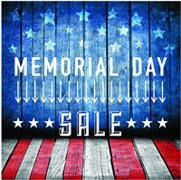 Save up to 50% Off Memorial Day Sale