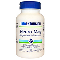 Life Extension Hot Sale Items 25% OFF+Neuro-Mag, Magnesium$30