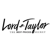 Extra 25% OFF With Your Lord & Taylor Card Use Code VIP