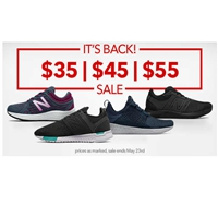 JoesNewBalanceOutlet :2 Days Price Point Sale! Select Footwear O