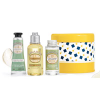 Free 4-Piece Body Care Set with any $55 Purchase