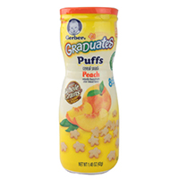 20% OFF Gerber baby food, puffs & more