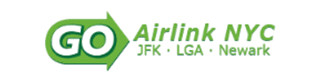 GO Airlink NYC US logo