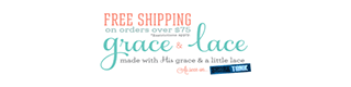 Grace and Lace US logo