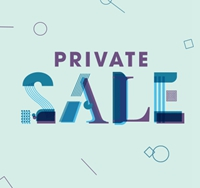 Private Sale! Take $25 OFF Every $100 Spend on Regular PriceItem