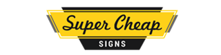 Super Cheap Signs US logo