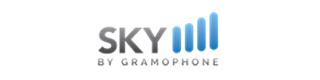 Sky by Gramophone US logo