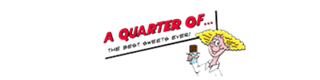 A Quarter Of UK logo