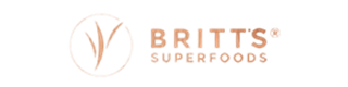 Britt's Superfoods UK logo